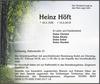 Heinz Höft