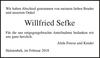 Willfried Sefke