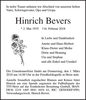 Hinrich Bevers