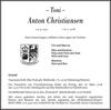 Anton Christiansen