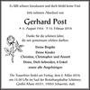 Gerhard Post
