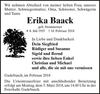 Erika Baack
