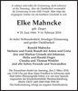 Elke Mahncke
