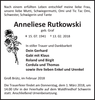 Anneliese Rutkowski