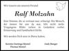 Ralf Molzahn