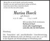 Marisa Hoeck
