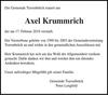 Axel Krummrich