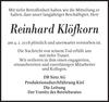 Reinhard Klöfkorn