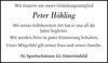 Peter Höhling