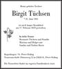 Birgit Tüchsen
