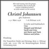 Christel Johannsen