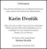 Karin Dvořák