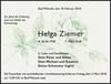 Helga Ziemer