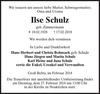 Ilse Schulz