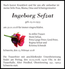 Ingeborg Sefzat