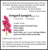 Irmgard Lengert