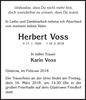 Herbert Voss