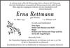 Erna Rettmann