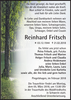 Reinhard Fritsch