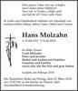 Hans Molzahn