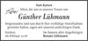 Günther Lühmann