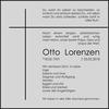 Otto Lorenzen