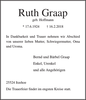 Ruth Graap