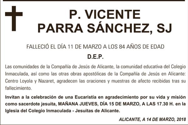 Vicente Parra Sánchez