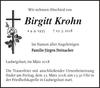 Birgitt Krohn
