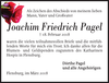 Joachim Friedrich Pagel
