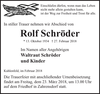 Rolf Schröder