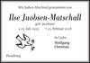 Ilse Jaobsen-Matschall