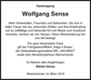 Wolfgang Sense