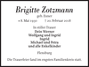 Brigitte Zotzmann