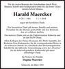 Harald Maercker