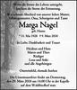 Marga Nagel