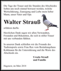 Walter Strauß