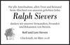 Ralph Sievers