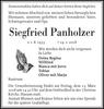 Siegfried Panholzer