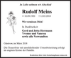 Rudolf Meins