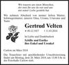 Gertrud Velten