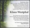 Klaus Westphal