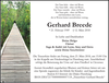 Gerhard Breede