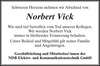 Norbert Vick
