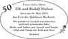 5 0 Elli und Rudolf Nielsen