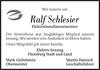 Ralf Schlesier