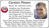 Carsten Nissen