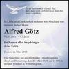 Alfred Götz