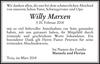 Willy Marxen