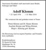 Adolf Klemm